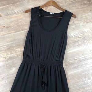 2a78f2832f3 Splendid Black Drawstring Dress Size Medium